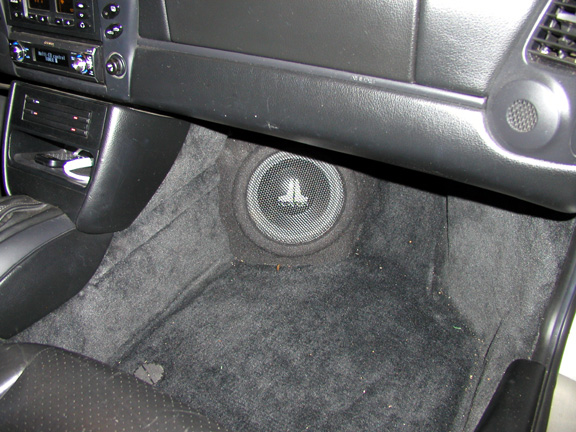 Has Anyone Installed An Infinity Basslink In A 996 Front